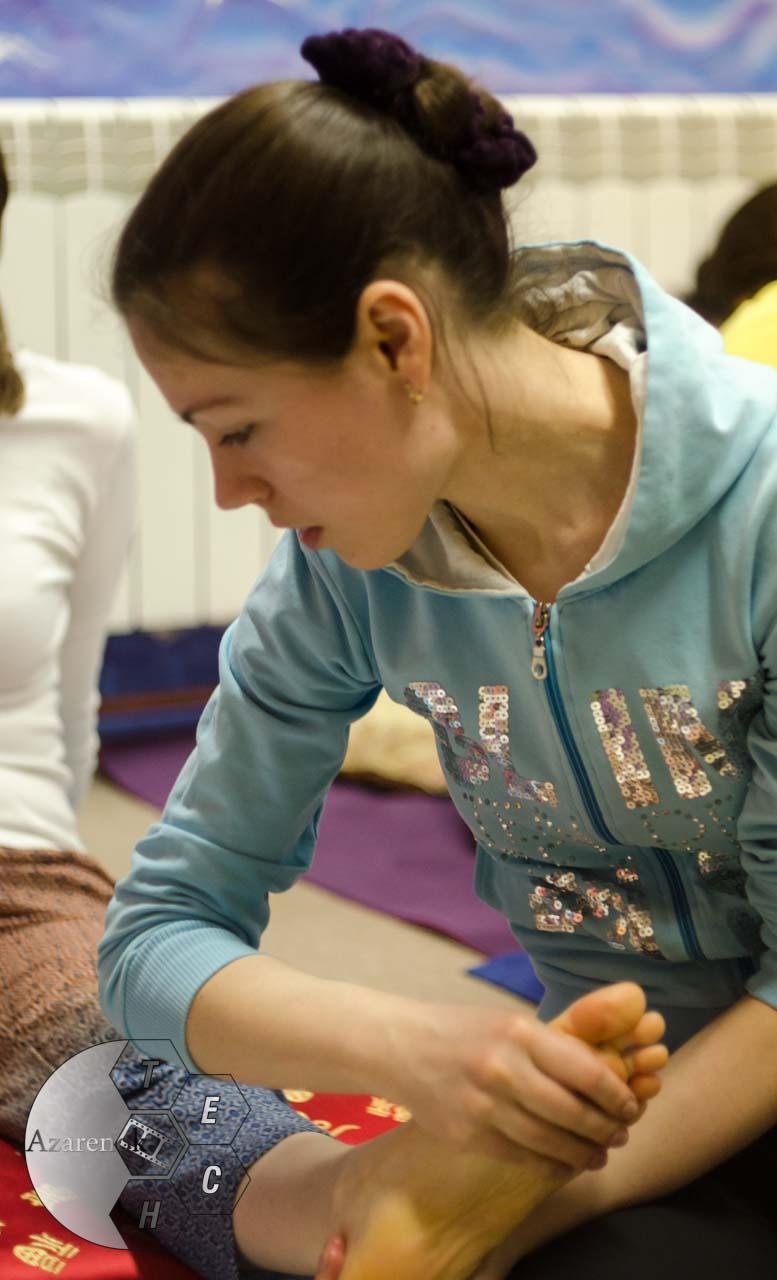 массаж ног в Минске