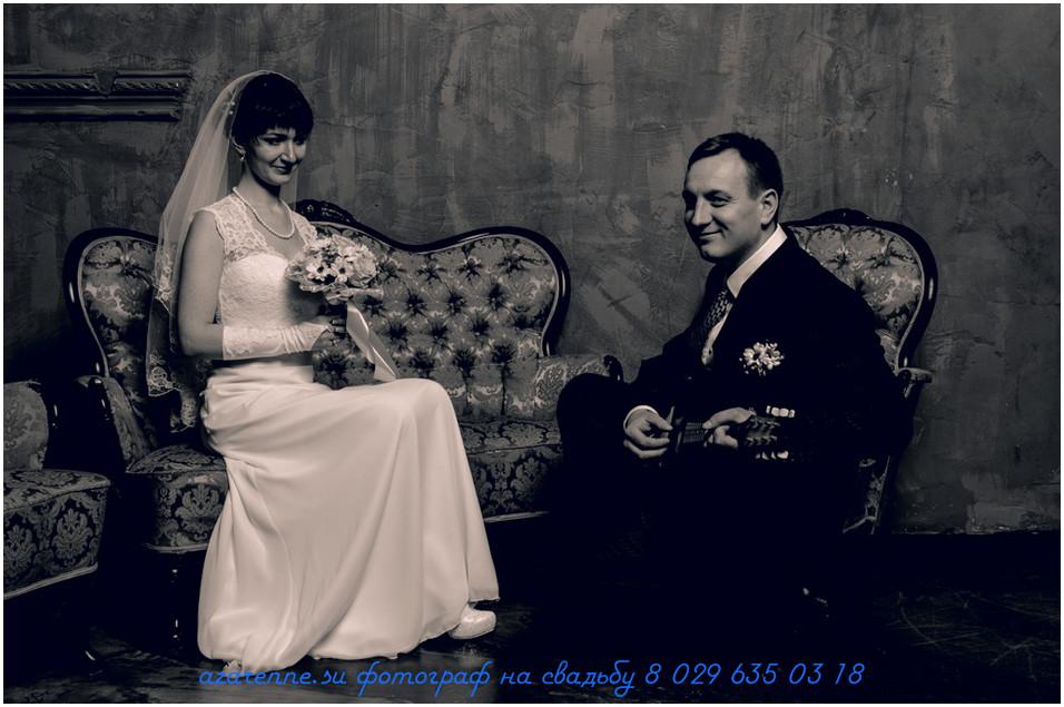 Свадебная в студии Минска