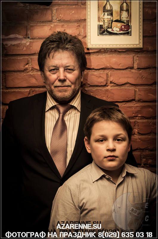 Фото дедушки и внука