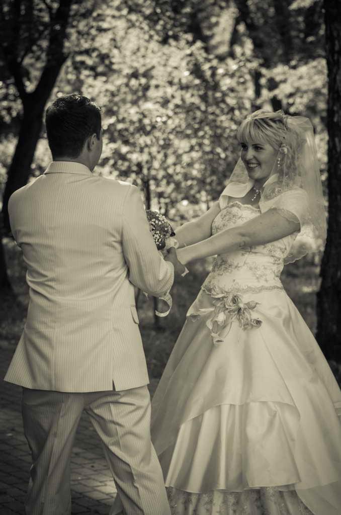 Фотосъёмка свадеб в Минске 16