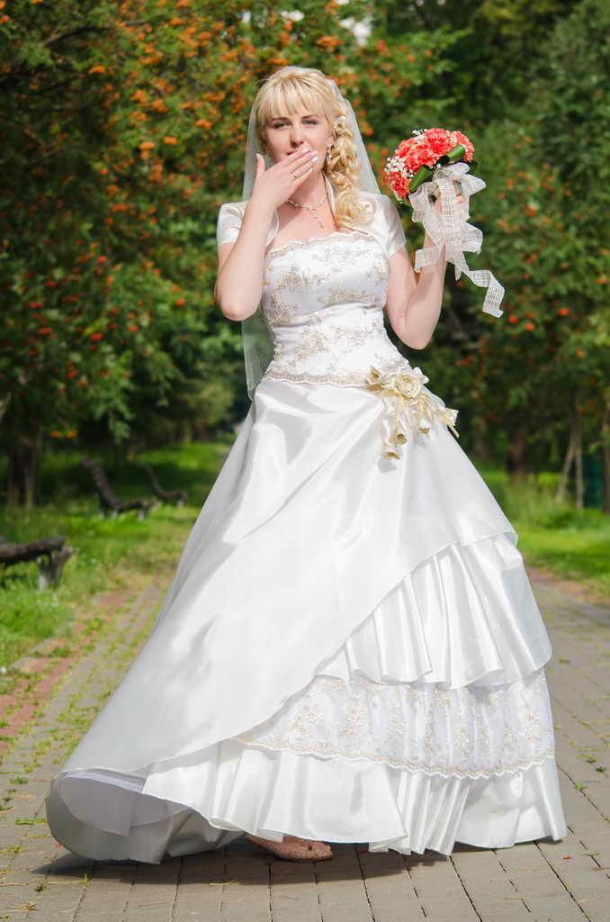 Фотосъёмка свадеб в парке