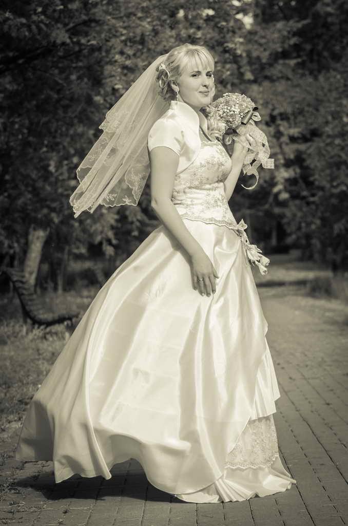 Фотосъёмка свадеб в ретро стиле