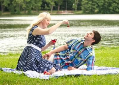 История любви перед свадьбой