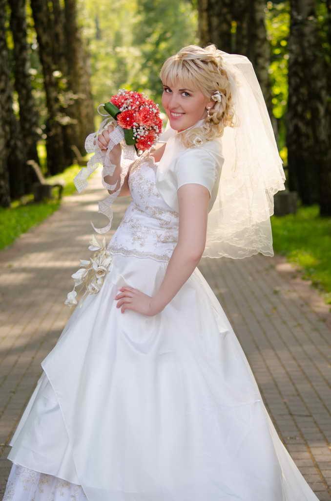 Красивая фотосъемка свадьбы