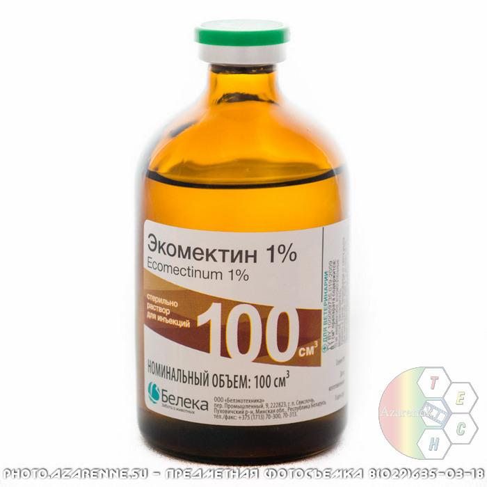 Предметная съемка бутылок в Минске