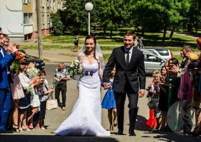Свадебные идем в ЗАГС