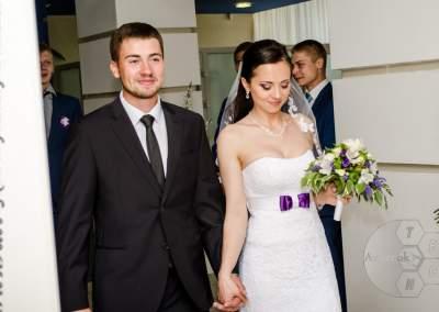 Свадебные скромная невеста