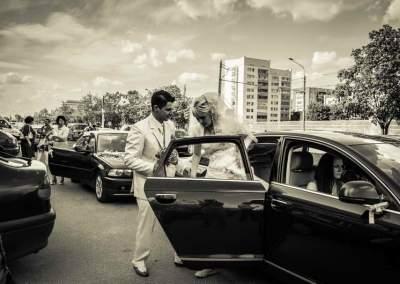 Съёмка свадеб в Минске