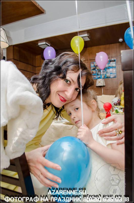 Воздушные шары на юбилее