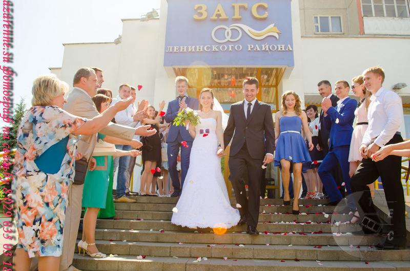 Свадебная фотосъемка в Минске