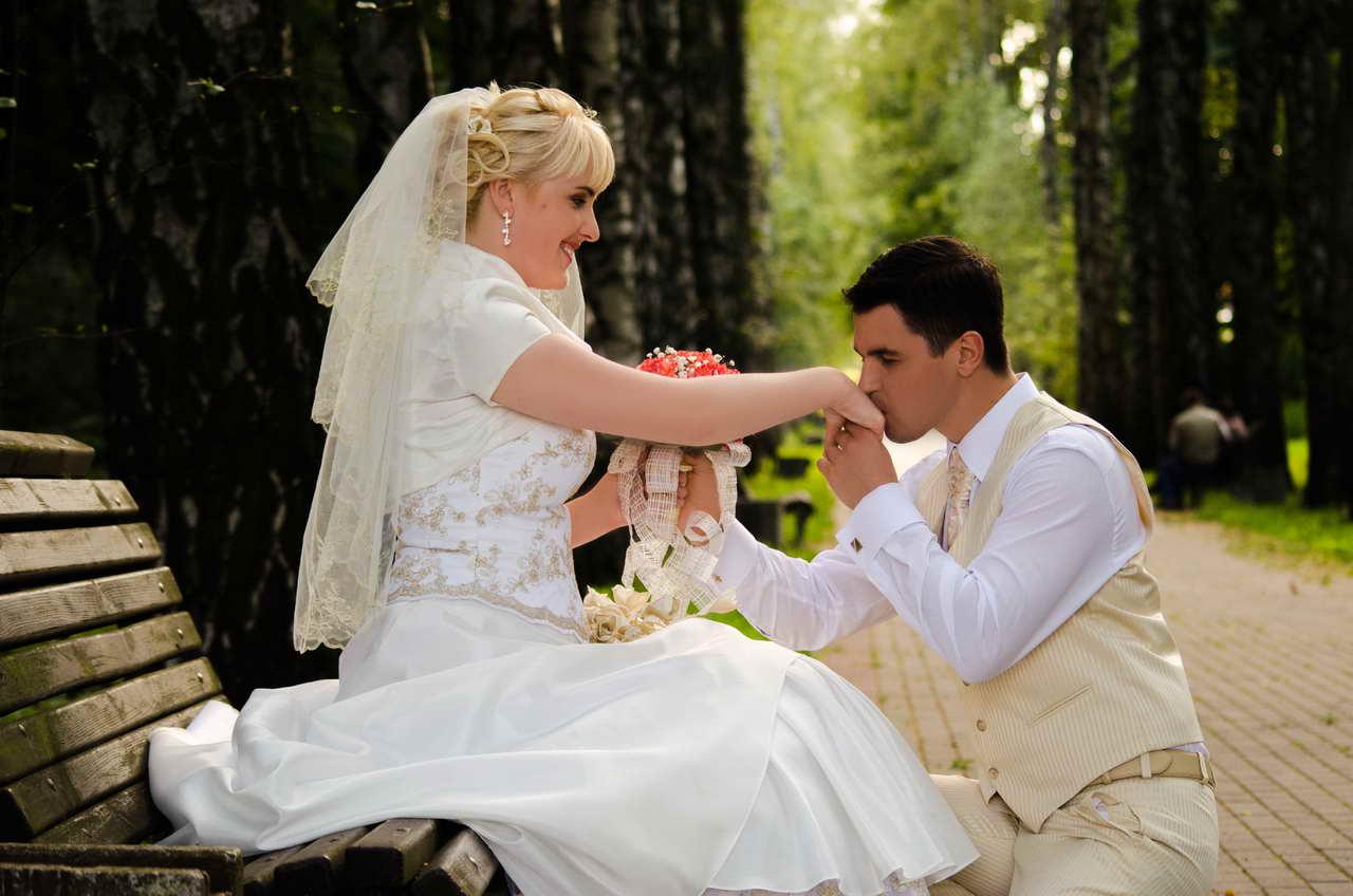 Заказать свадебную съёмку