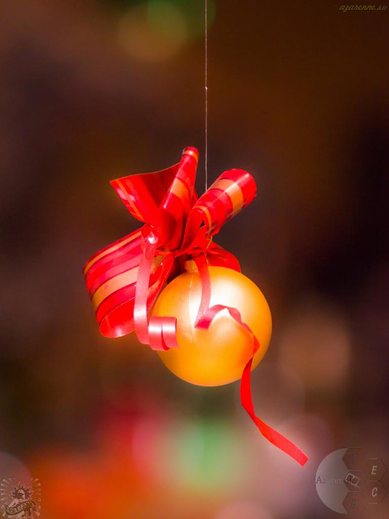 новогодняя-игрушка