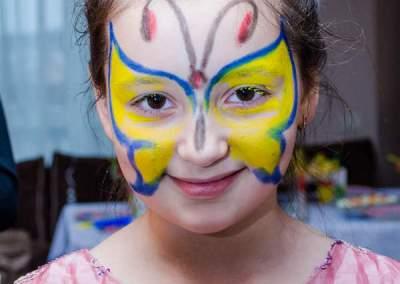 портретная фотосъёмка детей