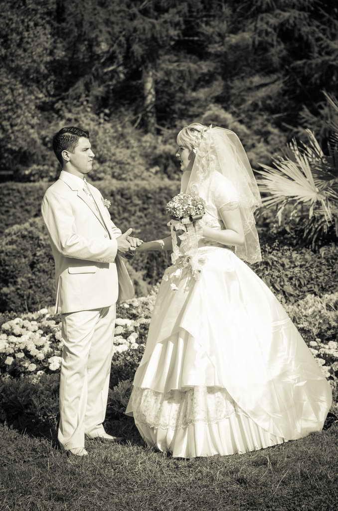 ретро свадьба в Минске