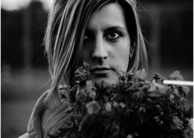 уличная фотосъемка в черно белом