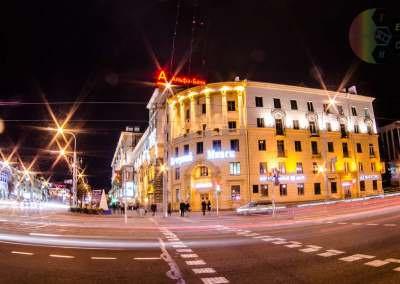 Панорама в Минске