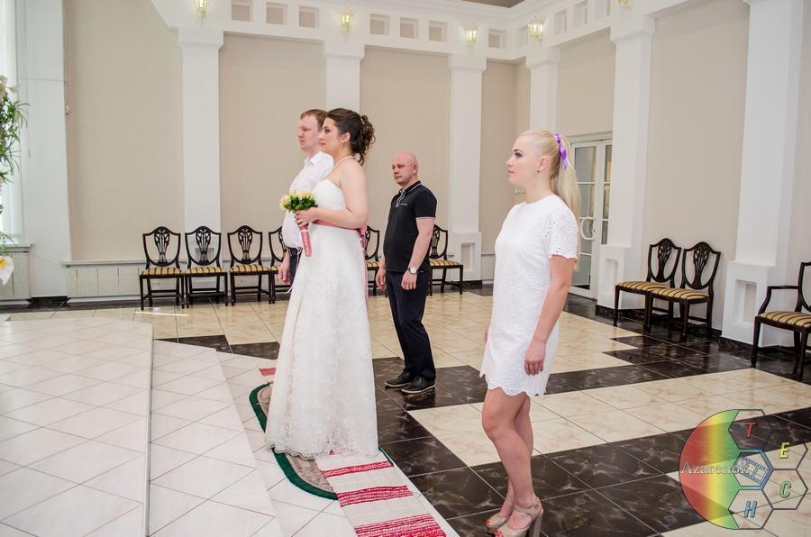 готовы к свадебной церемонии