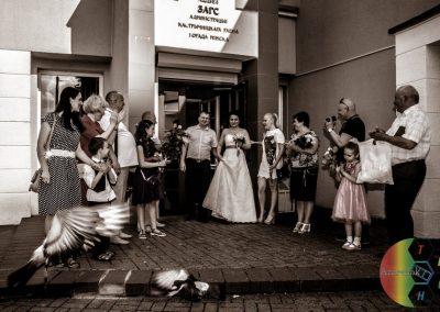 Свадебная фотосъемка недорого в Минске 16