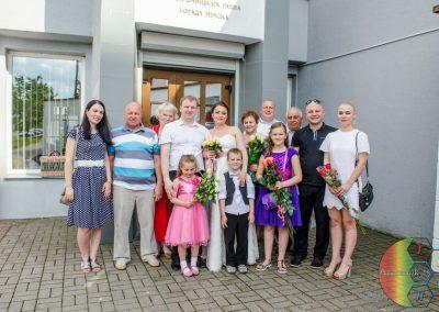 Свадебная фотосъемка недорого в Минске 17