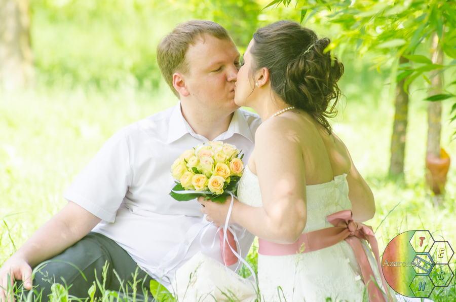 Свадебная фотосъемка недорого в Минске 21