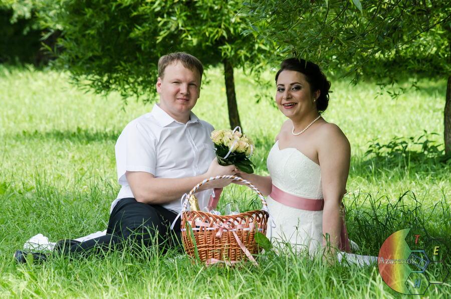 Свадебная фотосъемка недорого в Минске 22