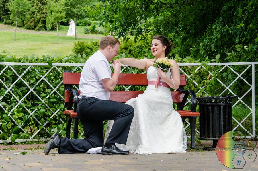 Свадебная фотосъемка недорого в Минске 24