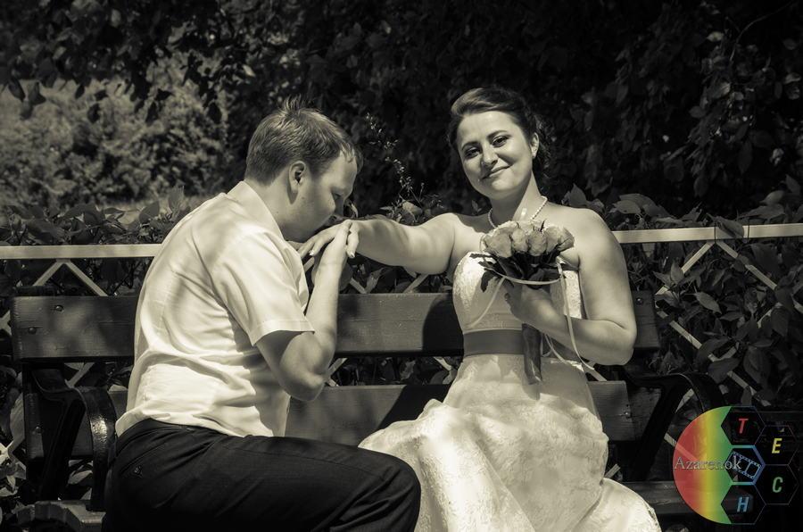 Свадебная фотосъемка недорого в Минске 25