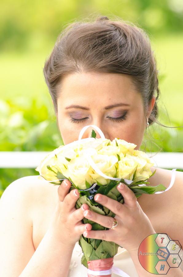 цветы и свадьба