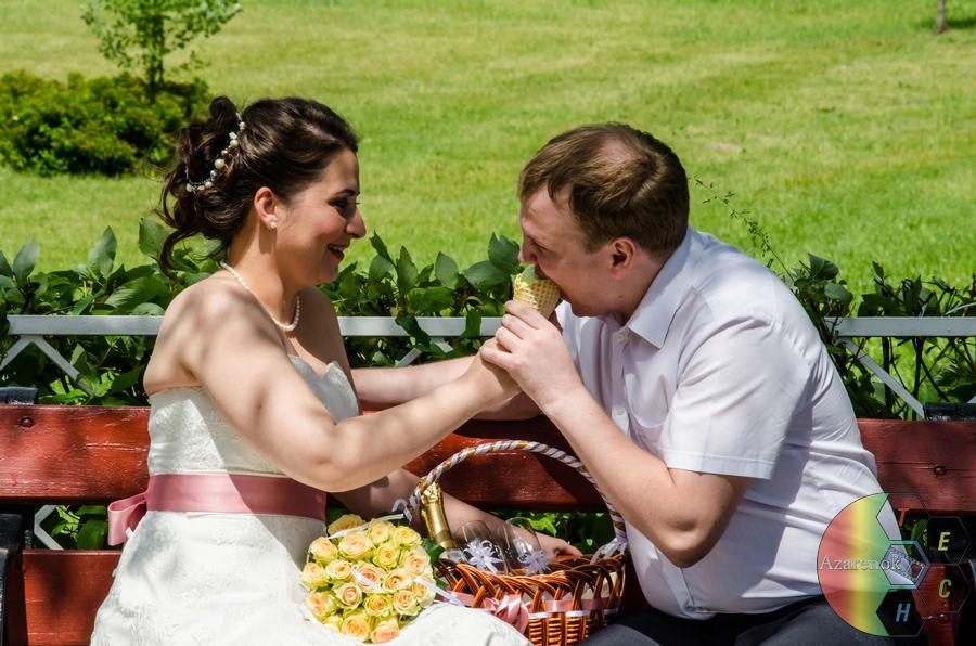 Свадебная фотосъемка недорого в Минске 31