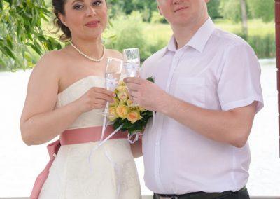 Свадебная фотосъемка недорого в Минске 33
