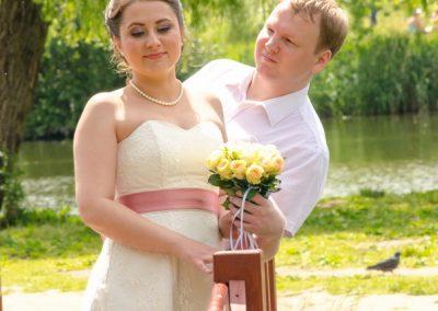 Свадебная фотосъемка недорого в Минске 34