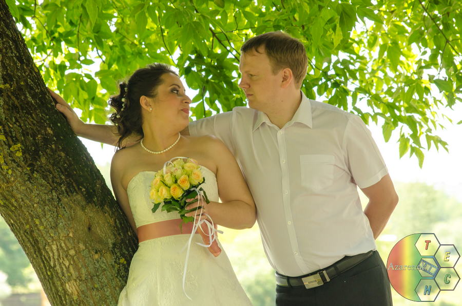 Свадебная фотосъемка недорого в Минске 36
