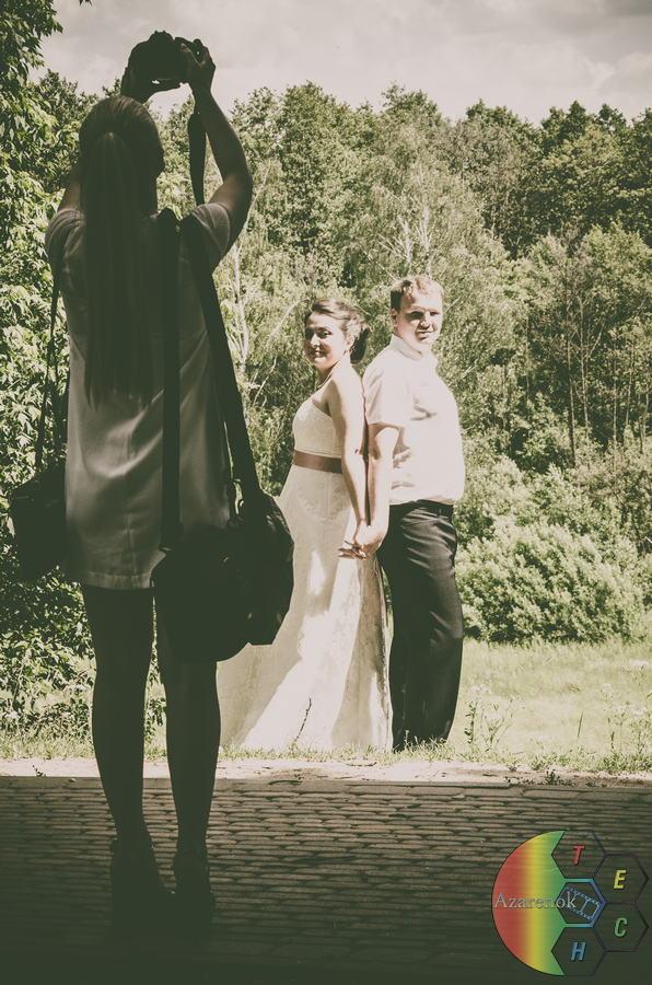 фотосъемка свадьбы в Минске