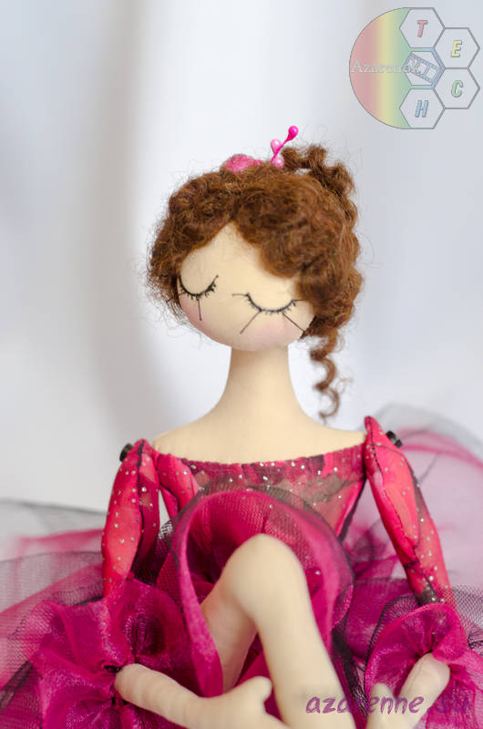 кукла хэнд мэйд