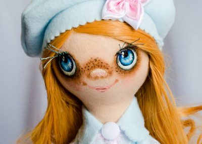 кукла фотосъемка