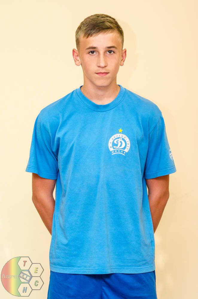 футболист молодой