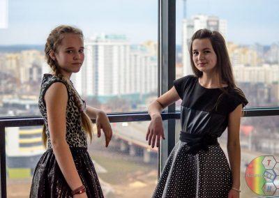 девченки на фотосессии